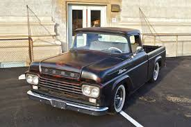 1959 Ford F100 Shortbed Fleetside - Custom - Classic Ford F-100 ... 1959 Ford F100 V8 Styleside Pickup Test Sig And Pics Red 59 F100 Shortbed Restomod Ratrod Minor Sensation Hot Rod Network Directory Index Trucks1959 F600 Truck Garage Ideas Pinterest My Before After Photos Video Youtube 01 Ncp By Newcaledoniaphotos On Deviantart 1958 To 1960 For Sale Classiccarscom Sale Near Silver Creek Minnesota 55358 Ford Truck Clipart Clipground Bagged Lowrider