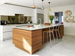 All In One Kitchen Unit Cabinets Stove Fridge Mirror Island Faucet Flowers Chairs Wall Decor Cool