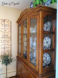 gates of our new china cabinet