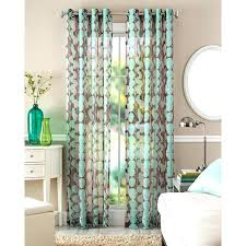 Brylane Home Grommet Curtains by Better Homes Curtains Better Homes And Gardens Metallic Textured