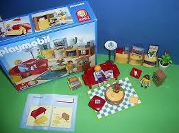 playmobil city set 4282 sonniges wohnzimmer mit ovp