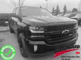 100 Chevy Silverado Truck Parts Used 2017 Chevrolet 1500 2LZ Z71 MidnightHC LethHeat