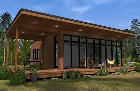 100 Modern Wooden House Design MiniMaison House Design House Plans