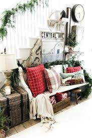 Country Cottage Christmas Decorating Ideas Majestic Rustic