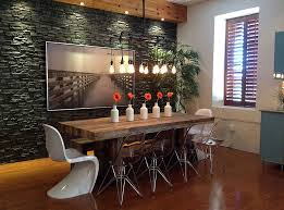 Industrial Dining Room Design Ideas