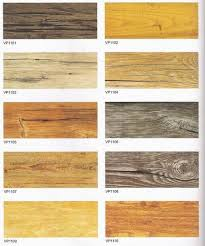 Brilliant Pvc Tile Flooring Wooden Floor