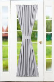 Front Door Side Panel Curtains by Door Curtains U0026 Best 25 French Door Curtains Ideas On Pinterest