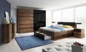 schlafzimmer set 5 tlg dantos inkl doppelbett 180cm und schrank 270cm
