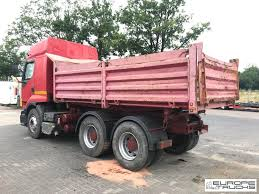 RENAULT Premium 340 Manual - Full Steel - 2 Pont - Mech Pump Dump ...