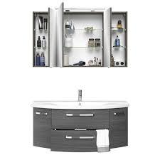 120 66 20cm lomadox badezimmer spiegelschrank led