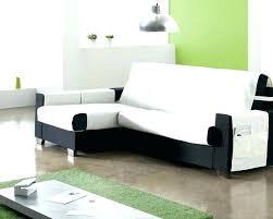 plaid canap angle recouvrir canape un plaid blanc epais relooke deco casa comment