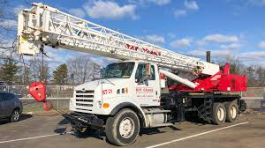 100 Truck Mounted Cranes Crane Rentals In NY NJ CT RI MA Bay Crane
