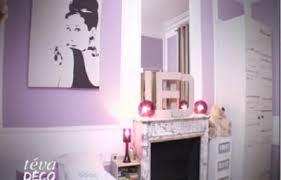 chambre mauve et chambre mauve et blanc de conseil de mode