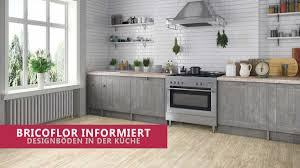 Küche Boden Verlegen Designboden In Der Küche Der Partner Für Ihren Küchenboden