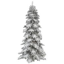 Pre Lit Christmas Trees On Sale by Inspiring Image Of Christmas Decoration With Skinny Pre Lit