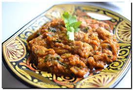 cuisine du maroc zaalouk ou salade d aubergine grillée marocaine recette en vidéo