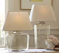 Tall Table Lamps For Bedroom by Atrium Glass Tall Table Lamp Glass Tables Glass Table Lamps And