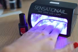 how to do gel nails at home using sensationail