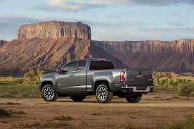 On Wheels: The Right-sized 2015 Chevrolet Colorado And GMC Canyon ... Sold2015 Gmc Canyon Crew Cab Slt Standard Box Black 38270 Msrp Chevrolet Brings Back The Midsized Colorado Coleman Pressroom United States Canyon 2019 Midsize Truck Diesel Chevy Z71 Trail Boss Edition On Point Off Road 5 Best Pickup Trucks Gear Patrol 2015 V6 4x4 Crew Cab Test Review Car And Driver First Drive Coloradogmc Medium Duty Work Driving Impression 25l Extended