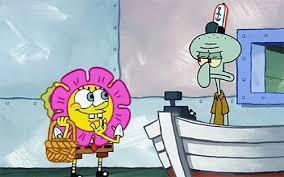 Spring April GIF By SpongeBob SquarePants