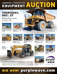 100 Taylor And Martin Truck Auctions SOLD December 27 Aggregate And Construction Equipment Aucti