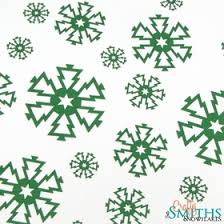 Holidays Christmas Paper Snowflakes The Crafty Smiths