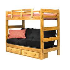 amazon com chelsea home furniture 366200 s twin over futon bunk