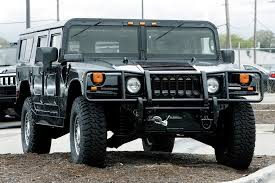 Cool Cars and Fast Cars Hummer H1