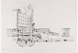 100 Architects Stirling Mies Van Der Rohe James Circling The Square