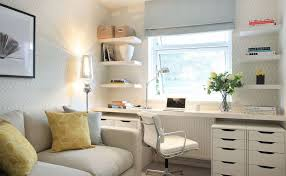narrow desks for slim spaces and space savvy homes