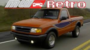 1993 Ford Ranger STX | Retro Review - YouTube