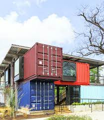 104 Shipping Container Design A Bar Built From S