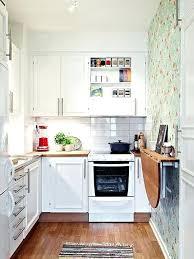cuisine 6m2 amenager la cuisine une table pliable murale pour amacnager une