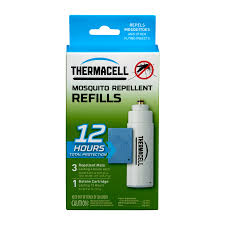 Thermacell Mosquito Repellent Patio Lantern Refills by Shop Thermacell 12 Hour 1 Count Mosquito Repellent Refill At Lowes Com