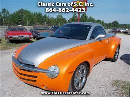 100 Ssr Truck For Sale 2004 Chevrolet SSR For ClassicCarscom CC1093048
