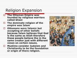 PPT Ottoman Empire 1289 1923 PowerPoint Presentation ID