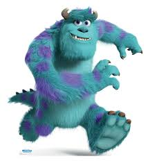 Sulley Monsters Inc Pumpkin Stencils by Life Size Mike And Sulley Disney Pixar Monsters University