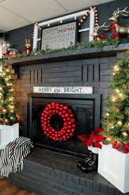 Gas Light Mantles Home Depot by Diy Craftsman Boxes For Christmas Mantel Decor