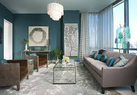 Turquoise White Living Room 8 Feng Shui Paint Color Ideas For The