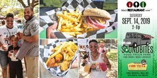 100 Food Trucks Atlanta Soundbites Truck Park 2019 Black Restaurant Week