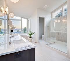 70 sleek modern primary bathroom ideas photos