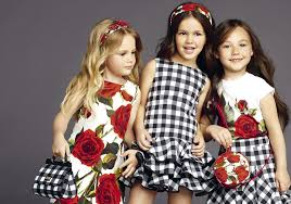 Dolce And Gabbana Summer Kids Fashion Best Trends
