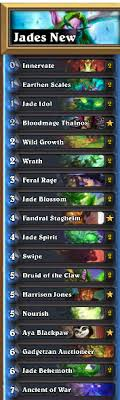 r druid deck kft 65 2 win rate legend jade druid complete deck guide competitivehs