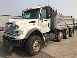 Check Out This International 7600 Tri-Axle Dump Truck Available At ... West Auctions Auction 2003 Peterbilt 379 Dump Truck And 2004 1999 Mack Ch613 For Sale 18 Used Trucks From 14900 2000 Freightliner Fld Dump Truck For Sale Noreserve Internet Public Online Auction 2001 Rd688s 1998 Fld120 Item Db8666 Sold Au Peterbuilt Quad Axle By Online Only March 22nd 2018 2002 Gmc C7500 Sales Co Llc Windsor Locks Ct 1995 Intertional 4900 Db7382 Nov Canton Oh Stark County Commissioners Garage Look At This 5yard Available Intertional 9200 Or Lease