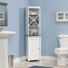 Bathroom Linen Tower Espresso by Caraway Linen Tower
