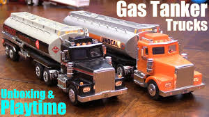 Toy Review Channel: Diecast TRUCKS! Gas Tanker Semi Hauler Trucks ... Paw Patrol Patroller Semi Truck Transporter Pups Kids Fun Hauler With Police Cars And Monster Trucks Ertl 15978 John Deere Grain Trailer Ebay Toy Diecast Collection Cheap Tarps Find Deals On Line At Disney Jeep Car Carrier For Boys By Kid Buy Daron Fed Ex For White Online Sandi Pointe Virtual Library Of Collections Amazoncom Newray Peterbilt Us Navy 132 Scale Replica Target Stores Transportation Internatio Flickr