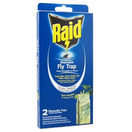 Raid Pest Control Disposable Fly Trap