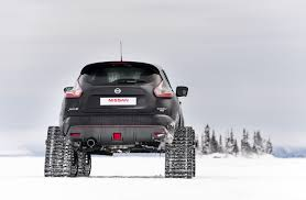 A Nissan Juke On Tank Treads Is As Glorious And Ridiculous As You'd ... Suzuki Carry Minitruck On Tracks Youtube Powertrack Jeep 4x4 And Truck Manufacturer Tank For Trucks You Can Get Treads For Your Vehicle Lamborghini Huracan With Rubber Snow Rendered Tire Through Stock Photo Image Of Track 60770952 Custom Right Track Systems Int Winter Proving Grounds Product Testing Services Smithers Rapra Ken Blocks Raptortrax Is A Snowmurdering Supertruck Land Rover Defender Satbir Snow Tracks Made By Dajbych Krkonoe Buy The Snocat Dodge Ram From Diesel Brothers