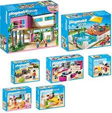 playmobil city 9 teiliges set 5574 moderne luxusvilla
