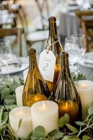 Wedding Centerpieces Wine Bottle